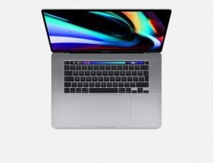 Apple Macbook pro Touchbar Grigio Siderale IPS i7 C2.6ghz 16gb ddr4 512gb ssd wifi bt cam Facetime hd