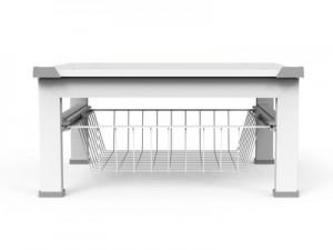 Meliconi Base Space Kit Universale per Lavatrice con Cassetto