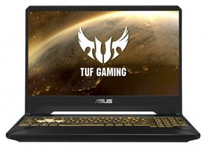 "Asus TUF GAMING FX505DT-BQ138T AMD Ryzen 5 3550h 8Gb Hd 512Gb Ssd 15,6"" Windows 10 Home"