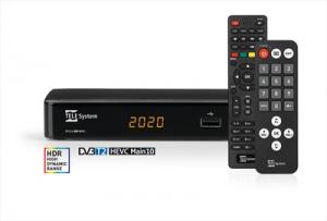 Telesystem Ric.dig.terr. Facile/01 Dvb-t / T2  H.265/hevc , Lcn , Usb Recplay