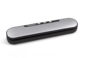 Reber Macchina per Sottovuoto Automatica Potenza 90W Silver