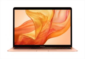 "Apple MacBook Air with Retina display Core i5 1.1 GHz macOS Catalina 10.15 8GB RAM 512GB SSD 13.3"" IPS Iris Plus Graphics Wi-Fi, Bluetooth oro"