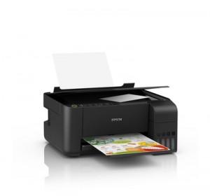Epson EcoTank ET-2714 Stampante Multifunzione Colore Ink-Jet Legal/A4 fino a 33ppm Usb Wi-Fi Nero