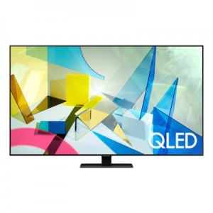 Samsung QLed TV QE55Q80T 4k Smart TV 55 pollici Processore Quantum 4K Direct Full Array con Quantum HDR 1500 New serie Q80T 2020 Garanzia Italia Dayone 3 aprile 2020