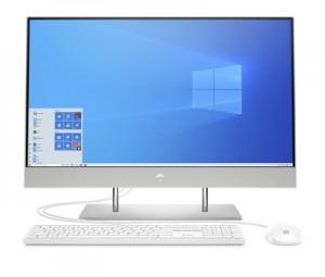 """HP 27-dp0007nl Amd Ryzen 3-4300u 8Gb Hd 512Gb Ssd 27"""" Windows 10"""