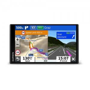 "Garmin Camper 780 Navigatore 6,95"" Touch Screen TFT Portatile Nero"
