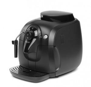 Gaggia RI8180/01 Besana Macchina da Caffe' Espresso con Macinacaffe' ed Erogatore di Vapore Nero