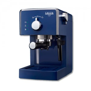 Gaggia RI8433/12 Macchina da Caffe' Viva Chic Midnight Blue