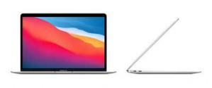 "Apple MacBook Air 13"" Chip M1 Con Gpu 8-Core 8Gb Hd 512Gb Ssd Argento 2020"