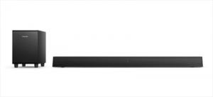 Philips TAB5305/12 Altoparlante Soundbar Nero 2.1 Canali 70W