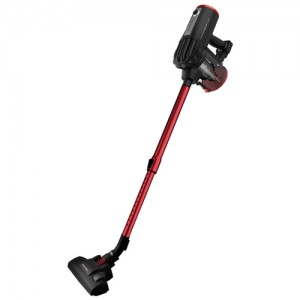 Cecotec Conga Thunderbrush 520 Scopa Elettrica e Aspirapolvere a Mano Ciclonico 600W 05 Litri Rosso