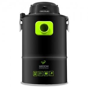 Cecotec Conga PowerAsh 1200 Aspirapolvere per la Cenere  20 Litri 1200W Inox