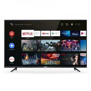 "TCL 43P615 Tv Led 43"" 4k Ultra Hd Smart Tv Wi-Fi Nero"