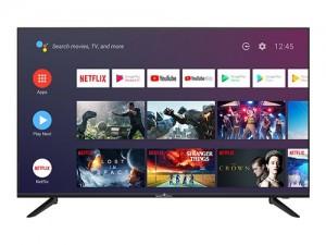 """Smart Tech SMT43F30UC2M1B1 Tv Led 43"""" Wide Smart-Tv 4k Android 9.0 Nero"""