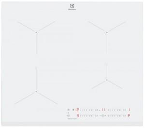 Electrolux LIL61443BW Piano Cottura ad Induzione 60cm 4 Zone Cottura Bianco