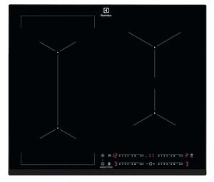 Electrolux CIL63443  Piano Cottura da Incasso 60cm ad Induzione 4 Zone Nero