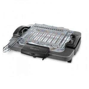 DE LONGHIBQ60. X Griglia barbecue elettrica 28 x 27 cm Potenza 1900 Watt