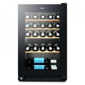 HAIERCantinette Vino WS30GA Capacità 30 Bottiglie Colore Nero