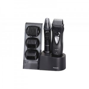 PANASONICER-GY10CM504 Kit per rasatura Wet&Dry 7 in 1 Colore Nero