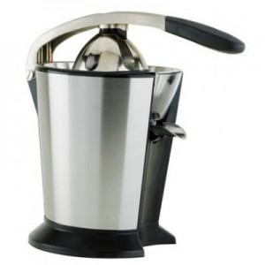 R.G.V.Spremiagrumi Con Filtro In Acciaio Inox. Potenza 120 Watt. - Arancia Express