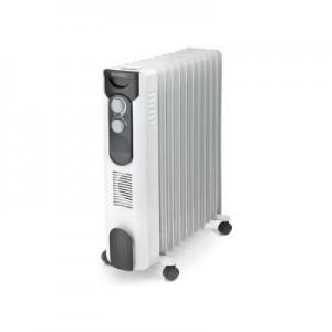 OLIMPIA SPLENDIDCaldoRad 11 99618 Radiatore ad olio Potenza 2500 Watt Colore Bianco