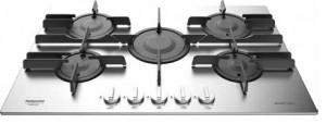 Piano Cottura da Incasso 5 Fuochi ARISTON HOTPOINT FTGHL 751 D/HA(IX) - PK 755 D GH X /HA