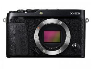 Fotocamera Fujifilm X-E3 Body Black (Kit Box)