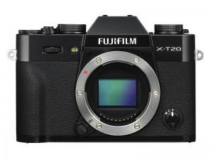 Fotocamera Fujifilm X-T20 Body Black