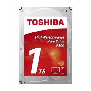 Hard Disk Interno Toshiba P300 1TB SATA III HDWD110UZSVA