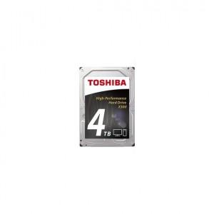 "Hard Disk Interno 3,5"" Toshiba X300 4TB SATA III HDWE140UZSVA"