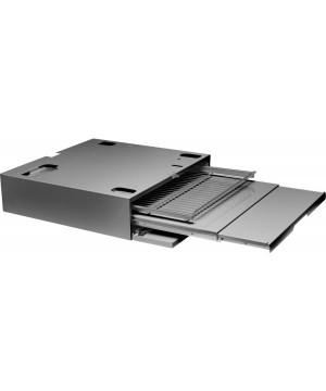 Mensola e Cesto Estraibile per Colonna Bucato Titanium Asko HDB1153T