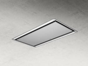 Cappa a Soffitto 100 cm Nero Elica HILIGHT-X H16 BL MAT/A/100 PRF0173443A