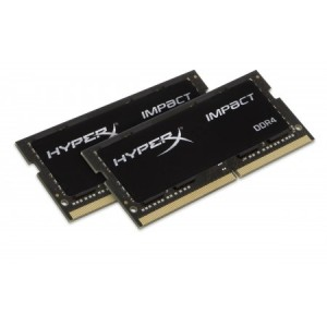 Memoria Ram HX426S15IB2K2/16 Kingston SO-Dimm Ddr4 2666 16GB C15 HyperX Kit