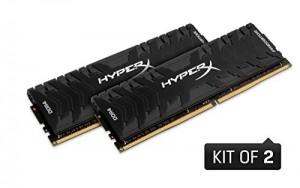 Memoria Ram HyperX Predator HX432C16PB3K2/32 DDR4 32 GB Kit (2 x 16 GB), 3200 MHz CL16 DIMM XMP
