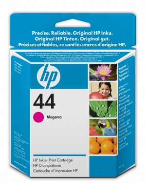 Magenta cartuccia d'inchiostro HP Originale 51644ME