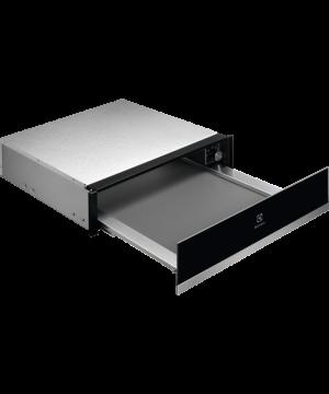 Cassetto scaldavivande da Incasso Inox, Nero Rex Electrolux KBD4X