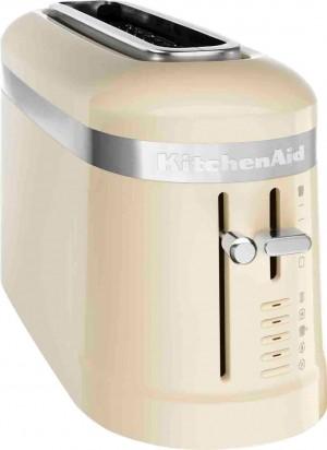 Tostapane Crema Colore Crema KitchenAid 5KMT3115EAC