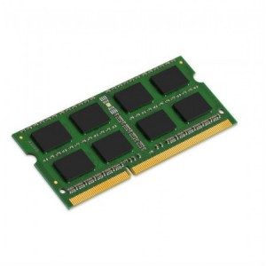 Memoria Ram KVR16LS11/8 Kingston So-Dimm Ddr3 Pc1600 8Gb Cl11 1X8Gb Value 1.35V