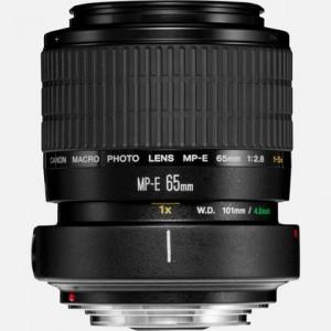 Obiettivo Canon MP-E 65mm f/2.8 1-5x MACRO Photo - 2540A011