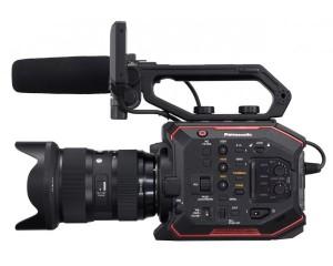 Videocamera Panasonic AU-EVA1 5.7K Compact Cinema Camera (ENG Menu)