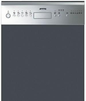 Lavastoviglie da Incasso 10 Coperti A+ SMEG PLA4513X
