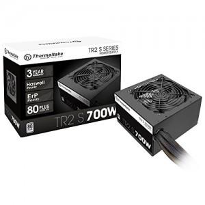 Alimentatore PC PS-TRS-0700NPCWEU-2 Thermaltake TR2 S PSU 700W, Nero