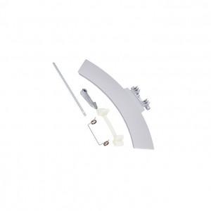 Kit maniglia porta per asciugabiancheria Rex Electrolux Zanussi AEG Originale 4055197901