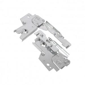 Kit cerniera per la porta della lavastoviglie Rex Electrolux Zanussi AEG Originale 50286356006