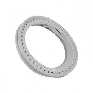 Guarnizione in gomma per oblò della lavatrice Rex Electrolux Zanussi AEG Originale 1320041153