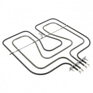 Resistenza per forno superiore da 800/1650 watt Rex Electrolux Zanussi AEG Originale 3970122010