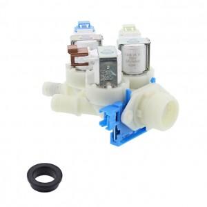 Elettrovalvola  flussometro per lavabiancheria Rex Electrolux Zanussi AEG Originale 4055125225
