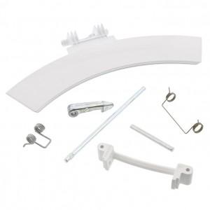 Kit per maniglia porta asciugatrice Rex Electrolux Zanussi AEG Originale 4055248019