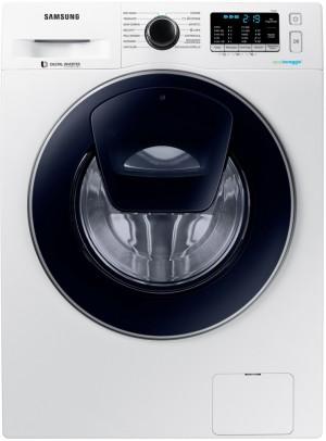 Lavatrice Libera Installazione 8 Kg Classe A+++ Profondità 55 cm 1400 giri Motore Inverter Samsung WW80K5410UW