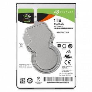 Hard Disk Interno Seagate  Hard disk SEAGATE 1 TB SSHD SATA-6Gb/s, FireCuda ST1000LX015